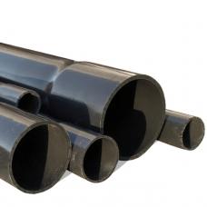 Труба напорная НПВХ под клеевое соединение с раструбом, PN 6