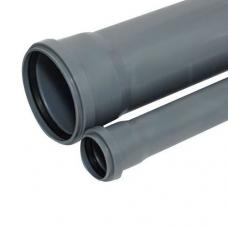 Труба безнапорная НПВХ для внутренней канализации